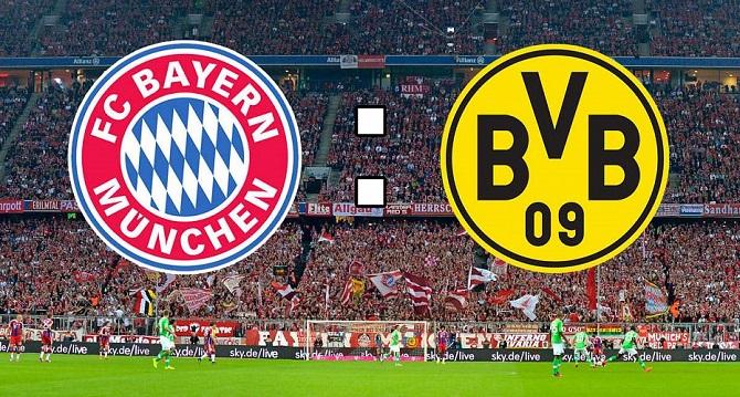 Borussia dortmund vs bayern munich betting preview evo stik football betting