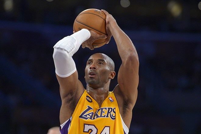 Lakers to retire two Kobe Bryant numbers 41ddf0a91
