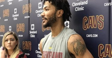 Derrick Rose want back to Cavalliers
