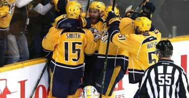 Nashville Predators boost record