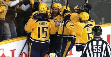 Nashville enter play-off
