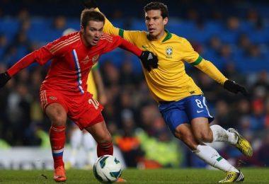 Match preview and prediction Russia vs Brazil