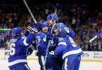 Tampa Bay entered play-off