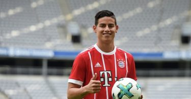 Bayern intend to redeem the contract of James Rodriguez