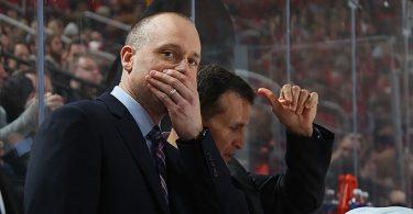 Blashill continues to coach Detroit