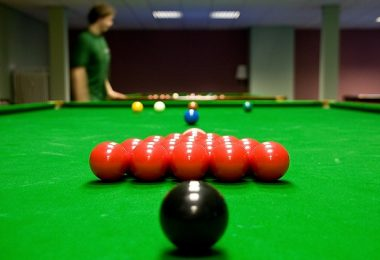 Snooker sports betting