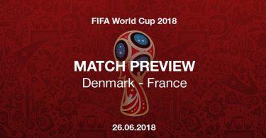 Denmark v France match prediction