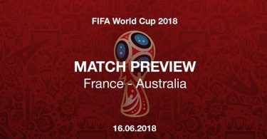 France v Australia prediction