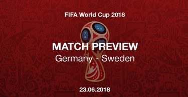 Germany v Sweden prediction