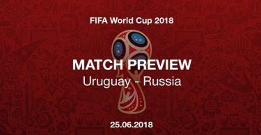 Uruguay v Russia