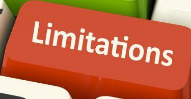 Account limitation