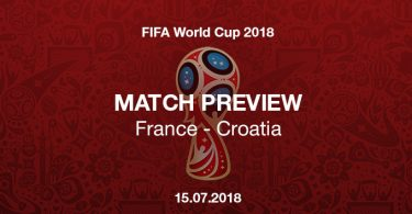 France vs Croatia prediction