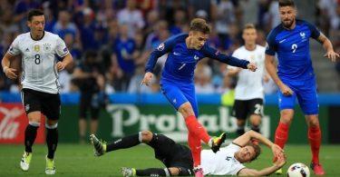 Germany v France prediction