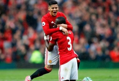 Rojo and Bailly