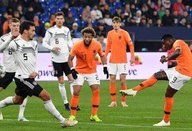 Netherlands vs Germany match prediction