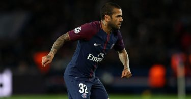 Dani Alves back to San Paolo